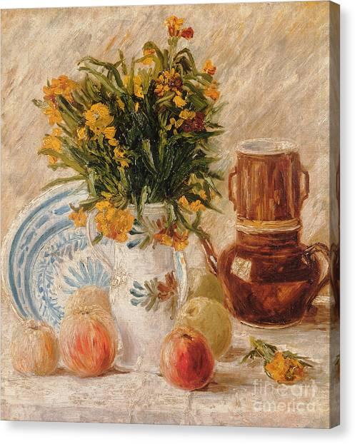 Vincent Van Gogh Canvas Print - Still Life by Vincent van Gogh