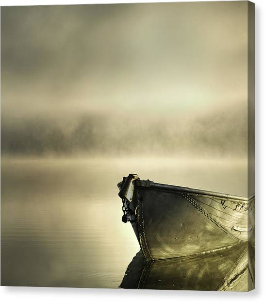 Still Water No. 2 Canvas Print