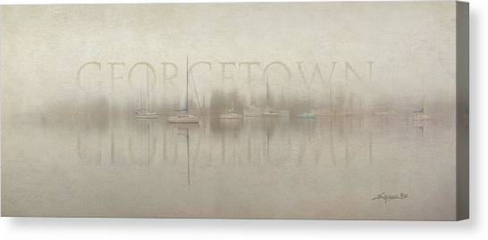 Stillness Georgetown Version Canvas Print