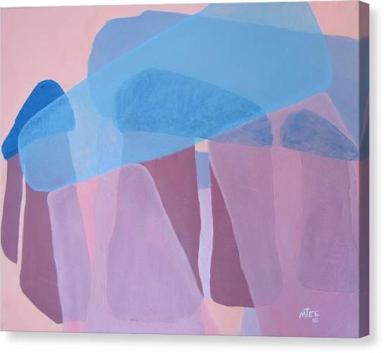 Stonehenge Canvas Print