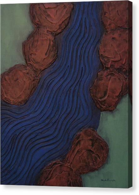 Stoney Brook Canvas Print