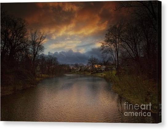 Categories Canvas Print - Storm Approaching by Marco Crupi