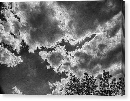 Storm Break Canvas Print