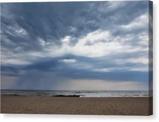 Storm Clouds Canvas Print by Nikki Watson    McInnes