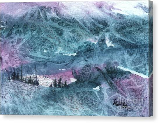 Storm II Canvas Print