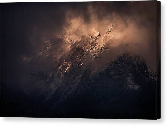 Storm Is Over Canvas Print by Peter Svoboda, Mqep