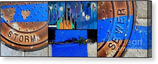 Storm Shudders Canvas Print