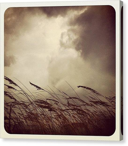 Hurricanes Canvas Print - #storm by Stephen Moody
