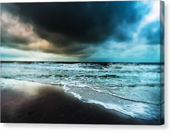 Storm Tilt Canvas Print