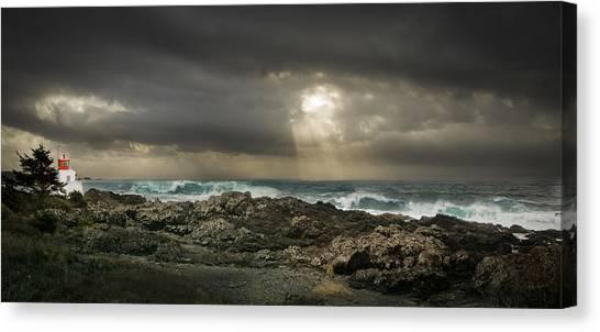 Storm Watch Canvas Print