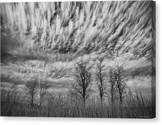 Storms To Come Canvas Print