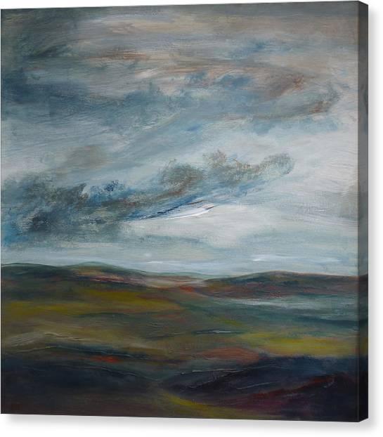 Stormy Skies Canvas Print