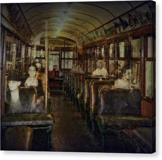 Streetcar Spirits Canvas Print