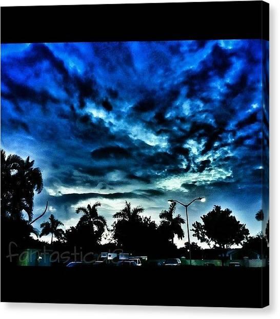 Miami Heat Canvas Print - #streetphotography #picoftheday by Patricia Ramirez