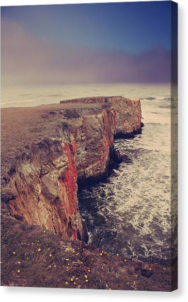 Ca Canvas Print - Stretching Out Before Me by Laurie Search