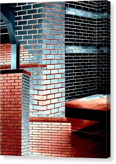 Structuralism Canvas Print