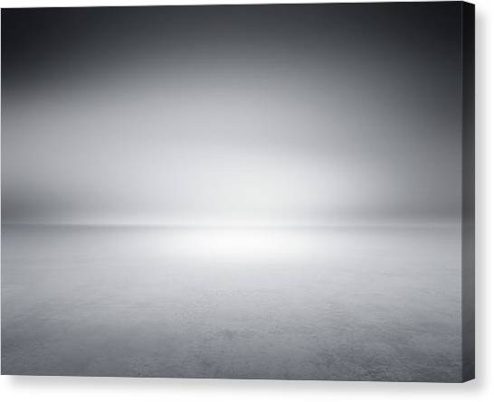 Studio Background Canvas Print by Aaron Foster