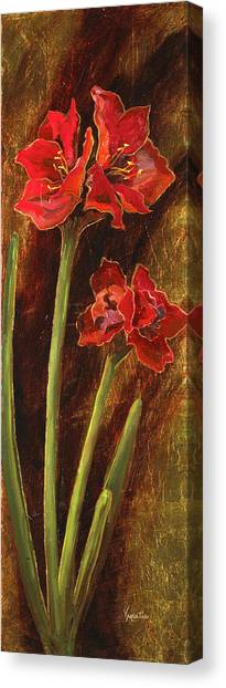 Sturdy Blooms II Canvas Print