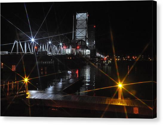 Sturgeon Bay Bridge Canvas Print
