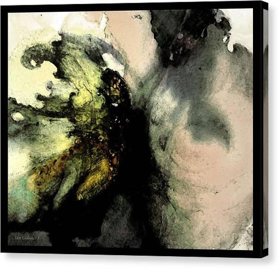 Sudden Impact Canvas Print