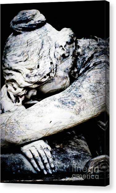 Suffer Well Canvas Print by Sonja Quintero