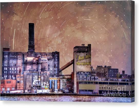Sugar Shack Canvas Print
