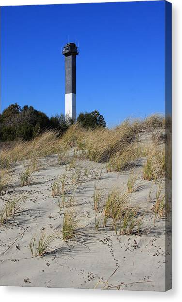 Sullivan's Island Lighthouse Canvas Print