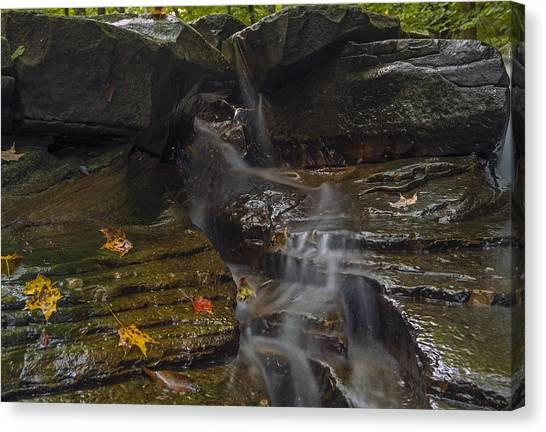 Sulphur Springs Fall Canvas Print