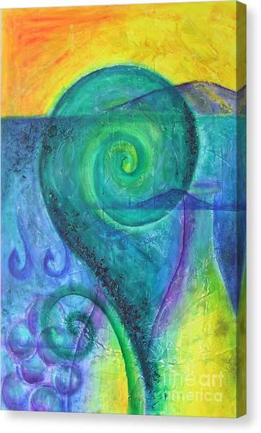 Summer Aotearoa Canvas Print