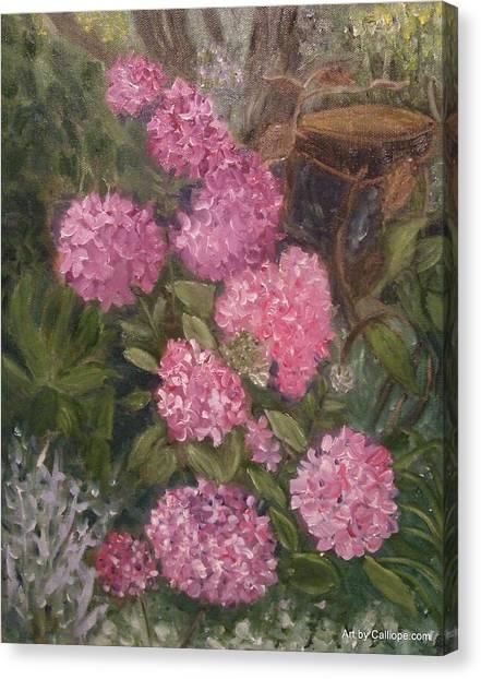 Summer Beauties Canvas Print