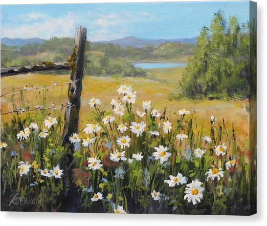 Summer Daydream Canvas Print