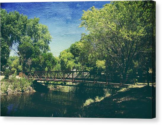 Contra Canvas Print - Summer Draws Near by Laurie Search