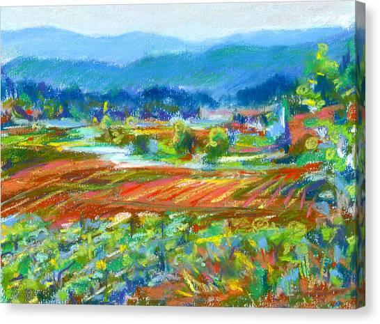Oregon Inspirations I Canvas Print