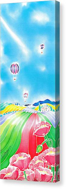 Summer Lights Canvas Print
