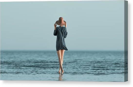 Vacations Canvas Print - Summer by Mikhail Potapov