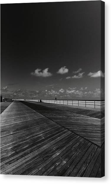 Summer Noir Canvas Print
