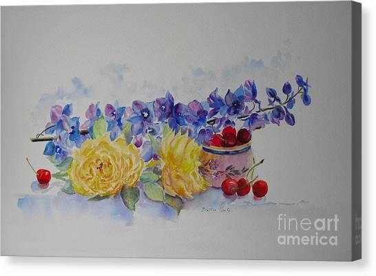 Summer Pick Canvas Print
