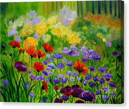 Summer Show Canvas Print