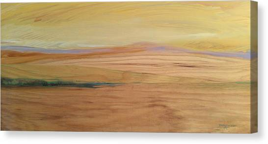 Summer Solstice Canvas Print by Dawn Vagts