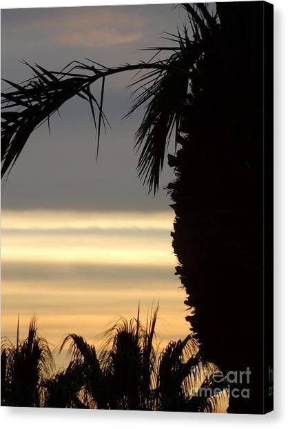 Summerlin Nv Sunset Canvas Print