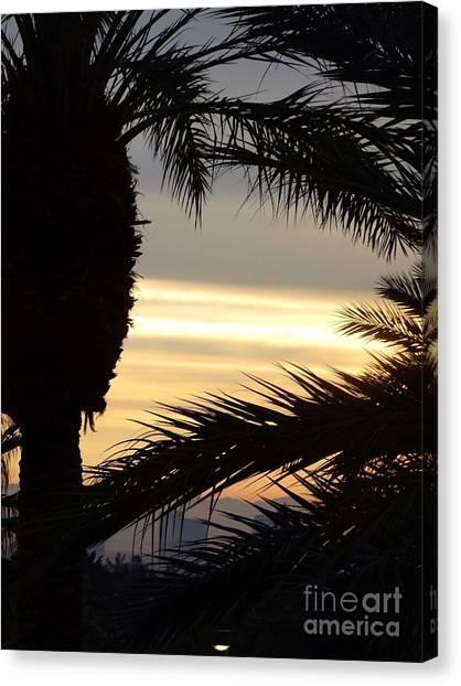 Summerlin Sunset Canvas Print