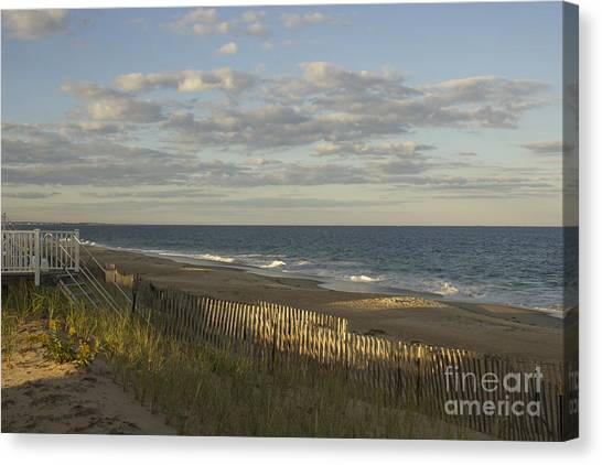 Summer's Farewell Canvas Print