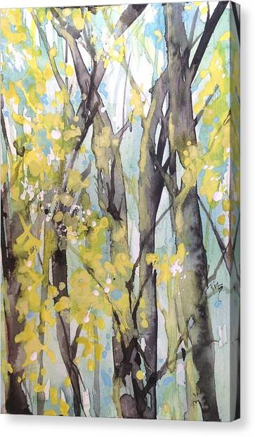 Summertime In The South Canvas Print