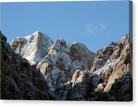Summits Reach Canvas Print