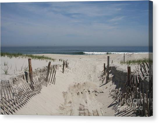Canvas Print - Sun And Sand by Christiane Schulze Art And Photography