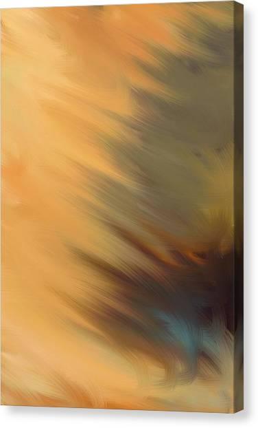 Sun Flare Canvas Print