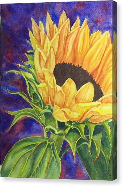 Sunflower II Canvas Print