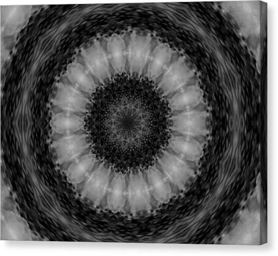 Sunflowerkal1 Canvas Print by Kathleen Streitenberger-Rupert