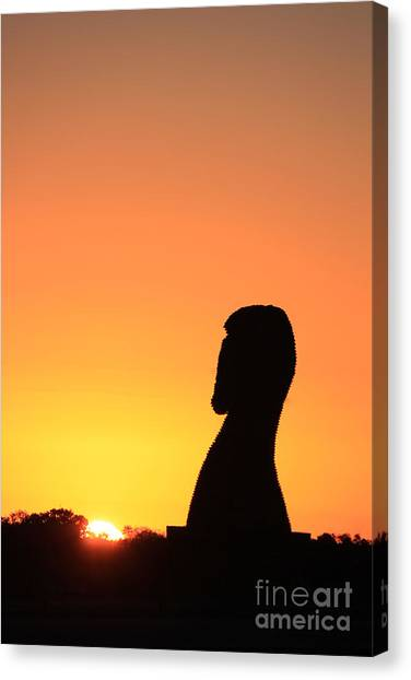 Sunrise 20 Canvas Print