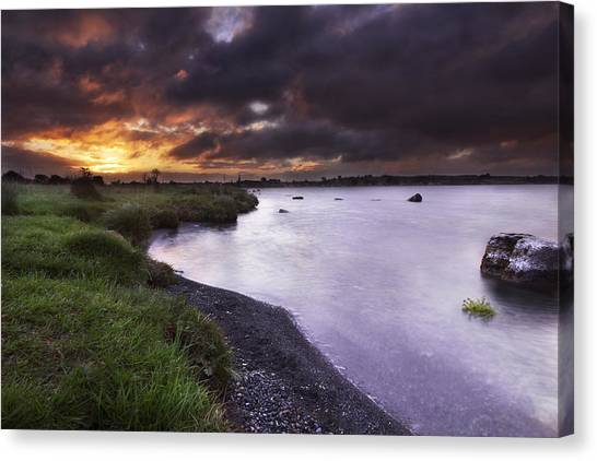 Sunrise  Canvas Print by Allen Cheshire